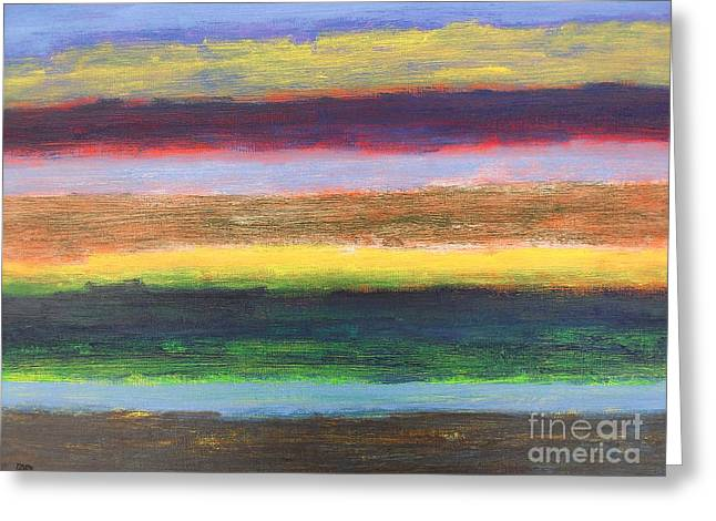 Buy Greeting Cards Greeting Cards - Abstract 215 Greeting Card by Patrick J Murphy