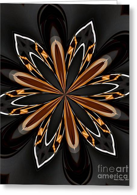 251 Greeting Cards - Abstract 251 Greeting Card by Maria Urso