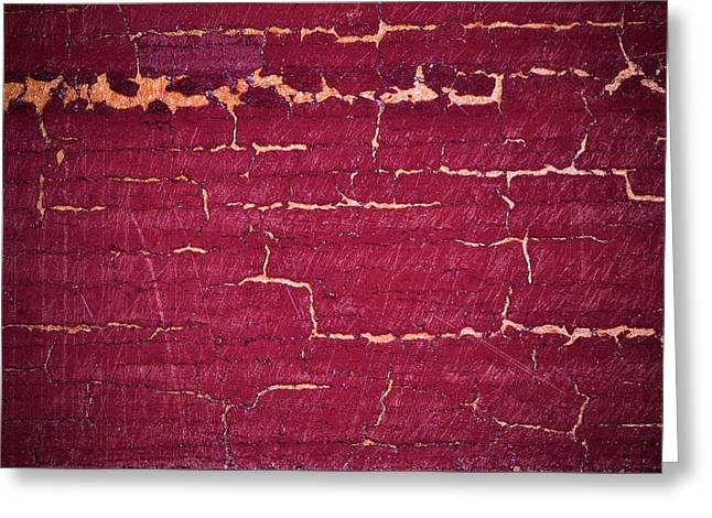 Bordo Greeting Cards - Abstract Bordo Background Greeting Card by Jozef Jankola
