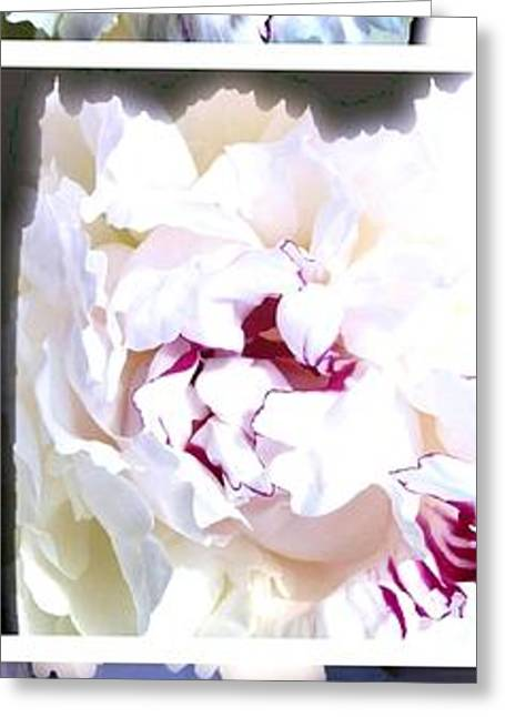 Abstract Digital Digital Greeting Cards - Abstract Fusion 213 Greeting Card by Will Borden