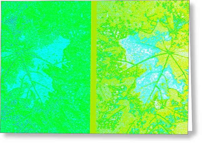 Intrigue Greeting Cards - Abstract Fusion 249 Greeting Card by Will Borden