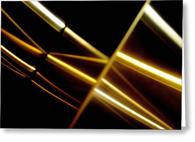 Profound Greeting Cards - Abstractamundo Greeting Card by Frozen in Time Fine Art Photography