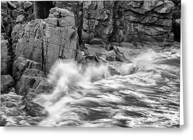Acadia National Park Photographs Greeting Cards - Acadia Greeting Card by Rick Berk