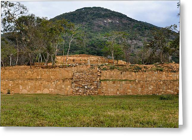 Acapulco Greeting Cards - Acapulco Mexico Archaeological Site Greeting Card by Brandon Bourdages