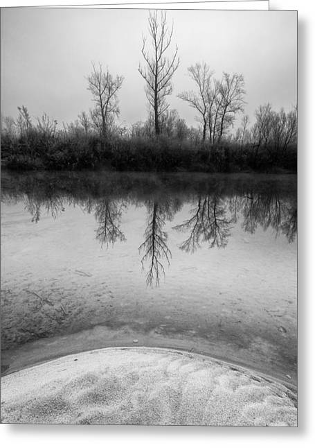 Davorin Mance Greeting Cards - Across the water Greeting Card by Davorin Mance