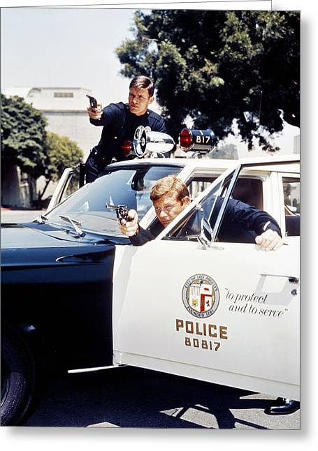 Adam Photographs Greeting Cards - Adam-12  Greeting Card by Silver Screen