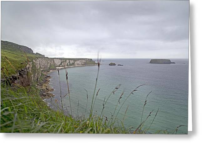 Mystical Landscape Greeting Cards - After the Rain Ireland Greeting Card by Betsy C  Knapp