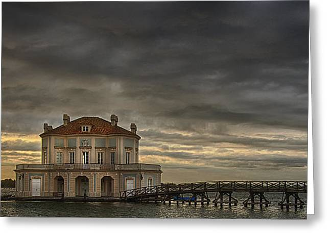 Hdr Landscape Greeting Cards - After the Storm 3 Greeting Card by Giovanni Chianese