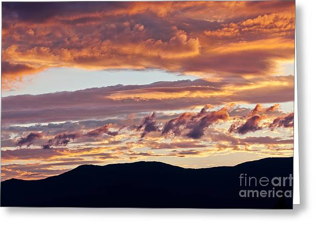 Black Top Greeting Cards - After The Storm Greeting Card by Alan L Graham