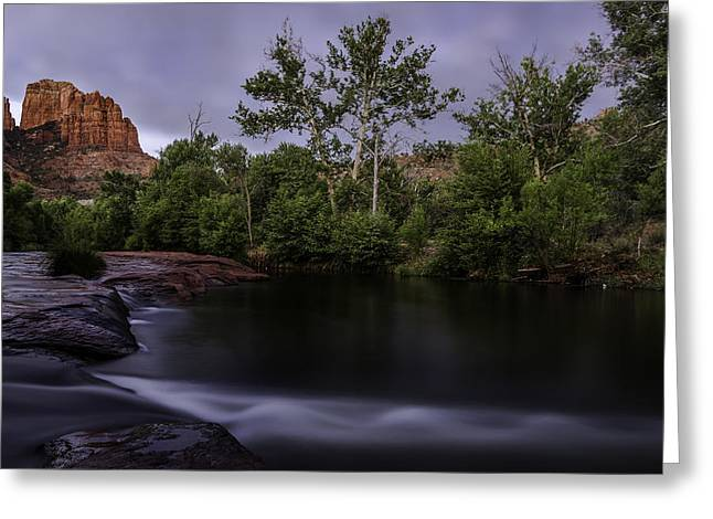 Oak Creek Greeting Cards - After The Storm Greeting Card by Brian Oakley Photography