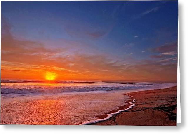 Caost Greeting Cards - After The Storm II Greeting Card by John Harding Photography