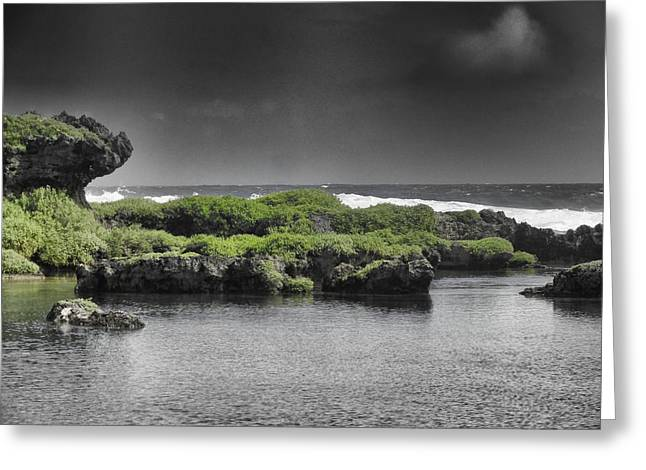 Guam Greeting Cards - After the Storm Greeting Card by Mountain Dreams