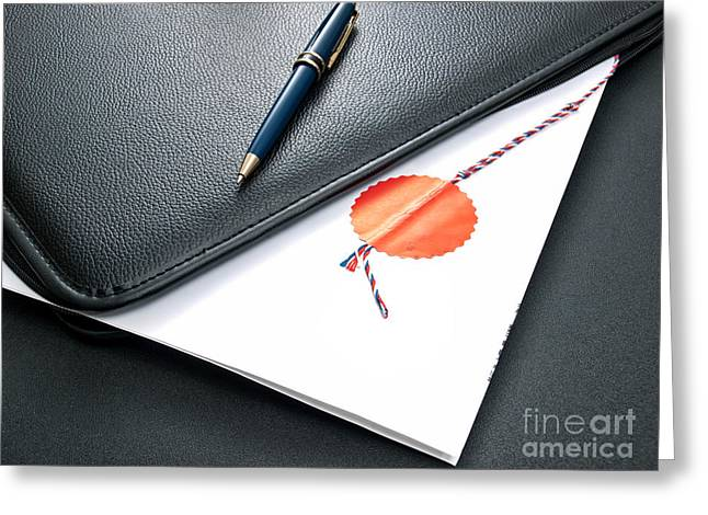 Conclusion Greeting Cards - Agreement Greeting Card by Sinisa Botas