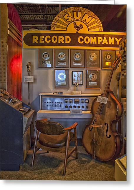 Consoling Photographs Greeting Cards - Alabama Music Hall of Fame Greeting Card by Mountain Dreams