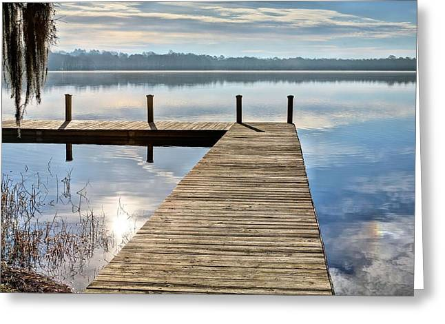 Alabama Greeting Cards - Alabama State Parks Greeting Card by JC Findley