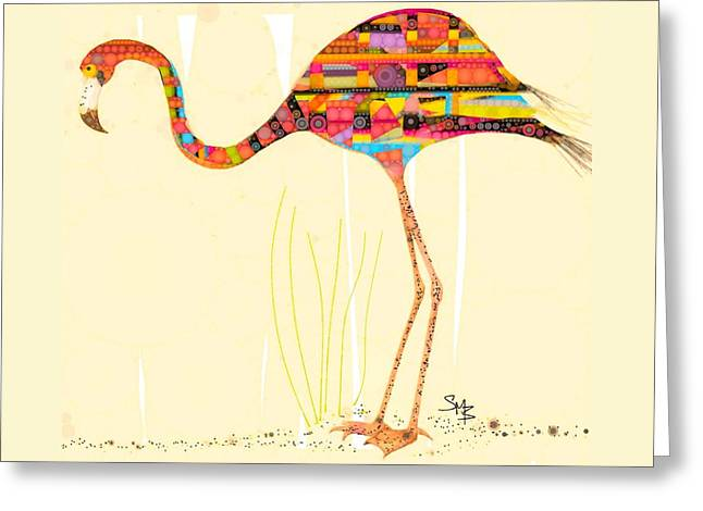 Alas The Day Greeting Card by Steven Boland