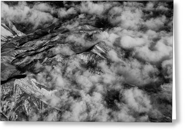Foothill Greeting Cards - Alaskan Foothills Greeting Card by Rick Berk