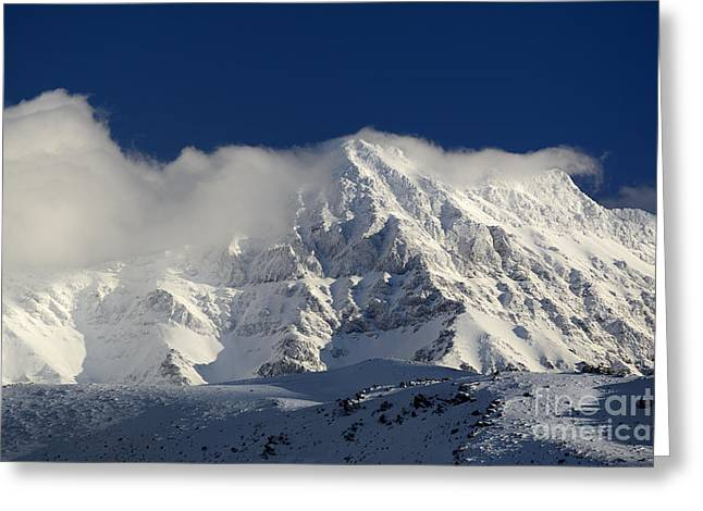 Spain Greeting Cards - Alcazaba  mountain 3371 meters Greeting Card by Guido Montanes Castillo