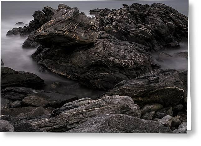 Surreal Landscape Photographs Greeting Cards - Alien Landscape Greeting Card by Andrew Pacheco