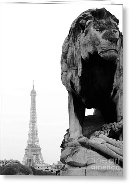 Eiffelturm Greeting Cards - All-fr820582 Greeting Card by Karl Thomas