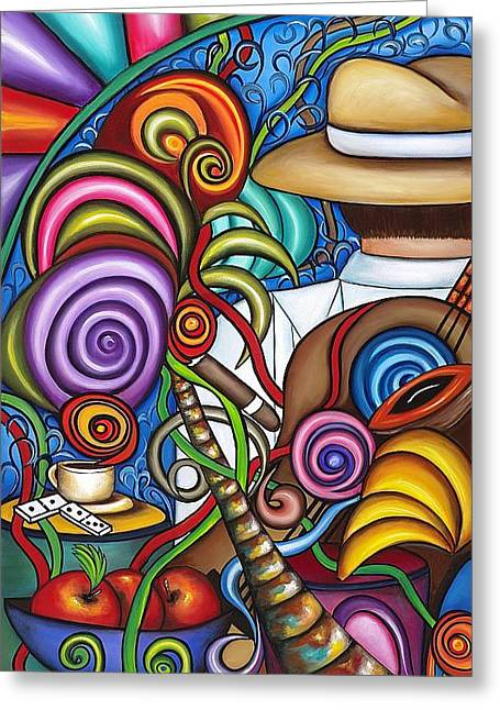 Best Sellers -  - Fruit Tree Art Greeting Cards - Always Greeting Card by Annie Maxwell