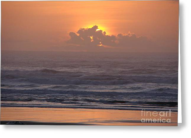 Beach Photograph Pastels Greeting Cards - Amazing Grace Greeting Card by Beverly Guilliams
