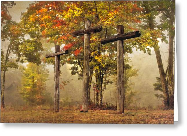 Tn Greeting Cards - Amazing Grace Greeting Card by Debra and Dave Vanderlaan