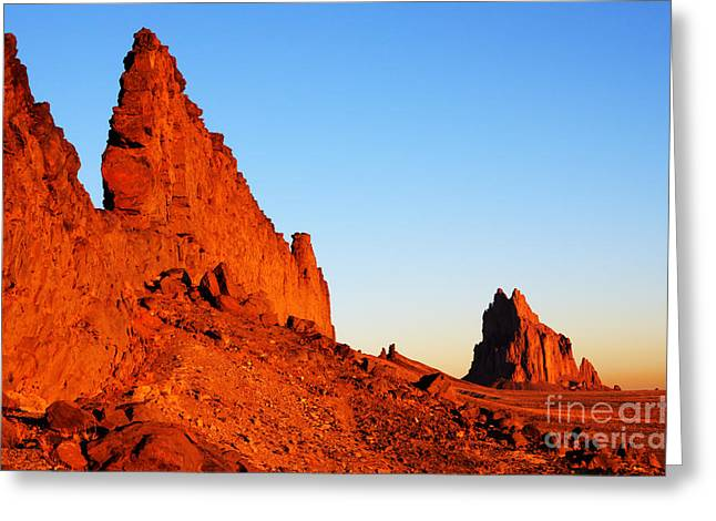 Photography As Art Greeting Cards - America The Beautiful New Mexico 2 Greeting Card by Bob Christopher