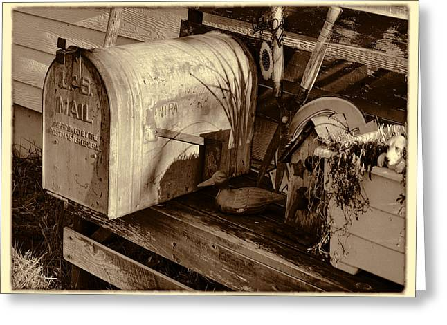 Ron Roberts Photography Photographs Greeting Cards - Americana Greeting Card by Ron Roberts