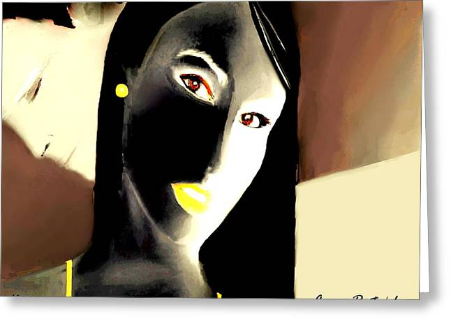 Fineartamerica Greeting Cards - Amour Partage  Love Shared  16 Greeting Card by Diane Strain