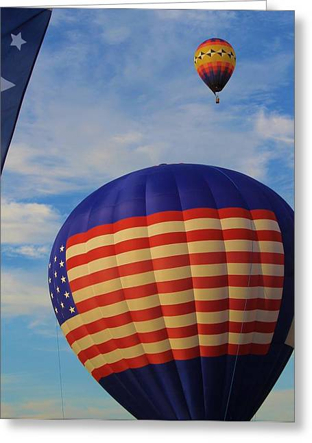American Tradition Greeting Cards - An American Tradition Greeting Card by Dan Sproul