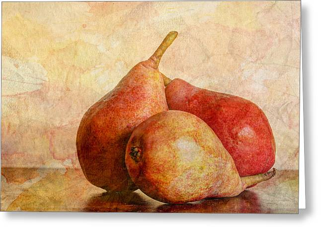Apple Photographs Greeting Cards - An Autumn Harvest II Greeting Card by Heidi Smith