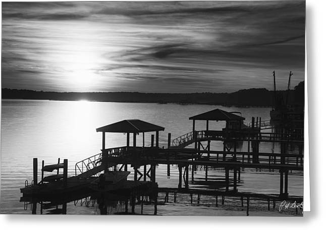 Beaufort County Greeting Cards - An Earlier View of the May Greeting Card by Phill  Doherty