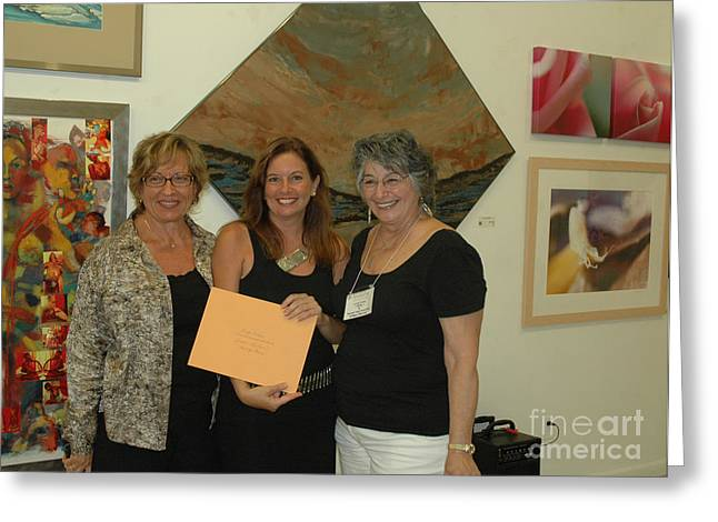 Anahi DeCanio awarded First Place for Vanity Fair Greeting Card by Anahi DeCanio
