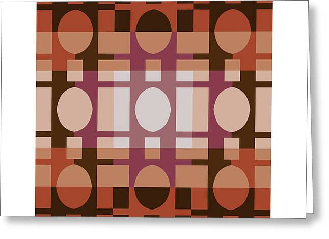 Analogous Greeting Cards - Analogous Color Harmony 3 Greeting Card by Philip Tolok