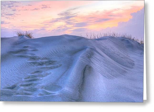 Wrightsville Greeting Cards - Angel in the Morning Greeting Card by JC Findley