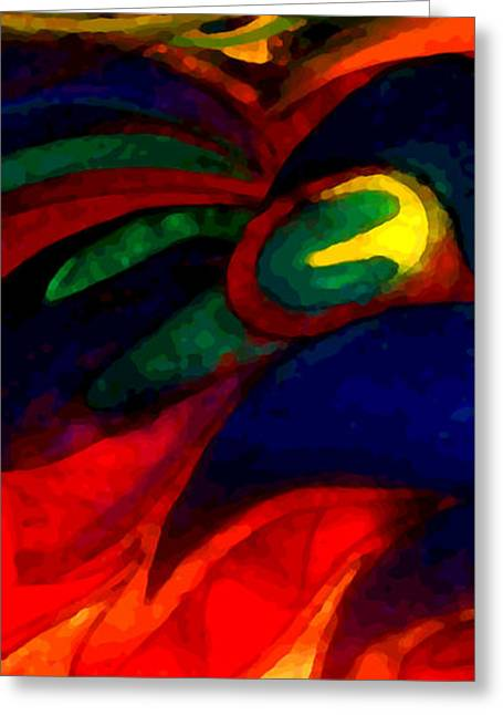 Buy Greeting Cards - Angels 2 Greeting Card by Marcello Cicchini