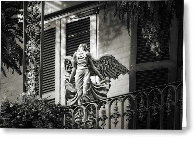 Brenda Bryant Photography Greeting Cards - Angels  Greeting Card by Brenda Bryant