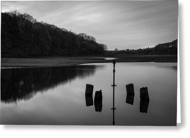 View Greeting Cards - Anglezarke Reservoir. Greeting Card by Daniel Kay