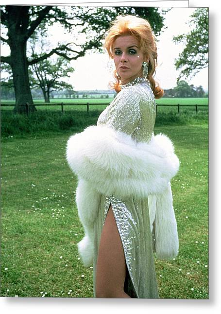 Ann-margret In Tommy  Greeting Card by Silver Screen