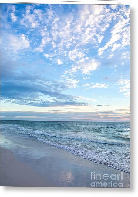 Anna Maria Island Greeting Cards - Anna Maria Island Beach Greeting Card by Kay Pickens