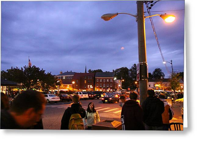 Annapolis Greeting Cards - Annapolis MD - 121213 Greeting Card by DC Photographer