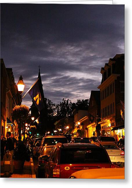 Capitol Greeting Cards - Annapolis MD - 121217 Greeting Card by DC Photographer