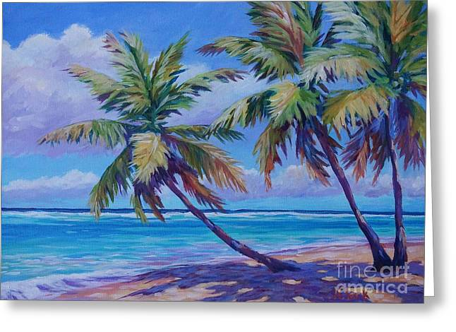 Bonaire Greeting Cards - Another Beautiful Day Greeting Card by John Clark