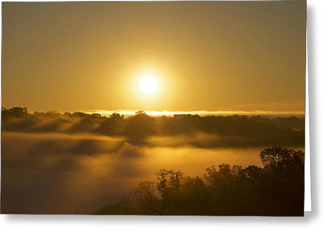 Branson Mo Greeting Cards - Another Day Greeting Card by Michael Thomas