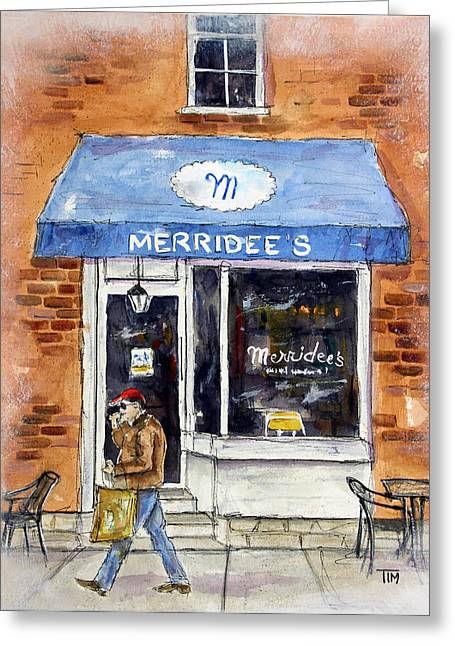 Franklin Tennessee Greeting Cards - Another Meridees Morning Greeting Card by Tim Ross