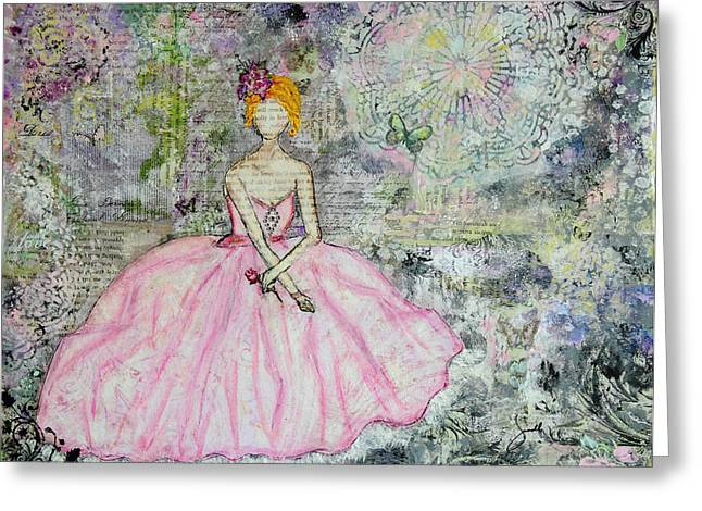 Janelle Nichol Greeting Cards - Anticipation Greeting Card by Janelle Nichol