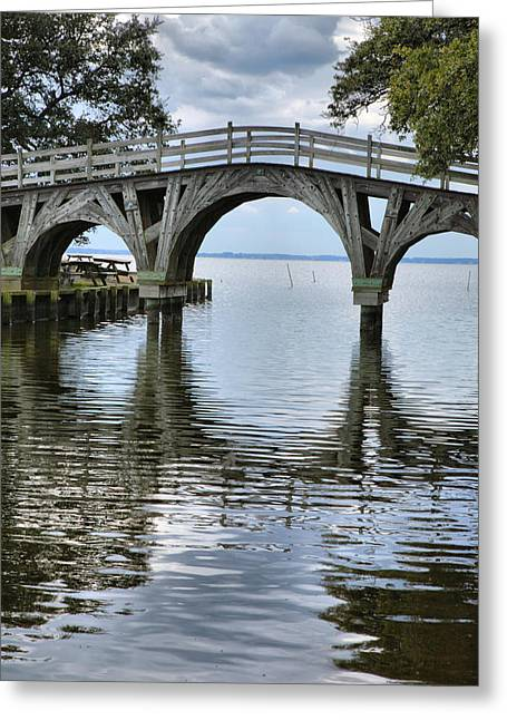 Arched Bridge IIi Greeting Card by Steven Ainsworth