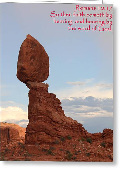 Kingjames Greeting Cards - Arches Romans 10-17 Greeting Card by Nelson Skinner