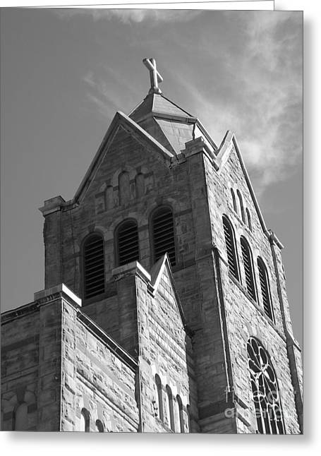 Best Sellers -  - Bible Greeting Cards - Architectural Beauty Greeting Card by Sara  Raber